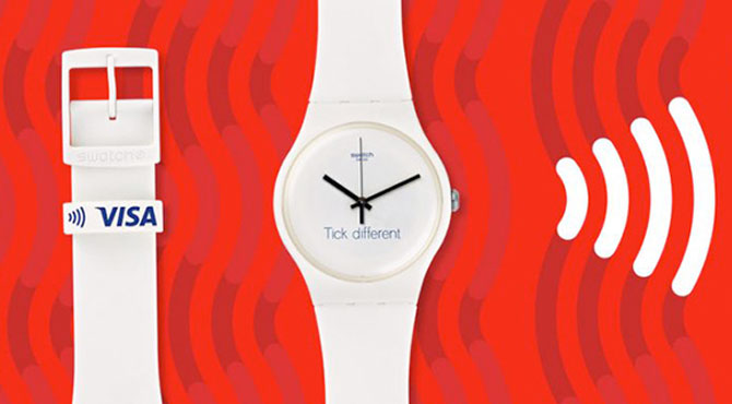 Apple'dan Swatch'a Dava