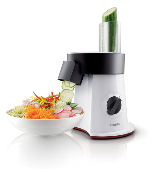 Philips`ten salata makinesi