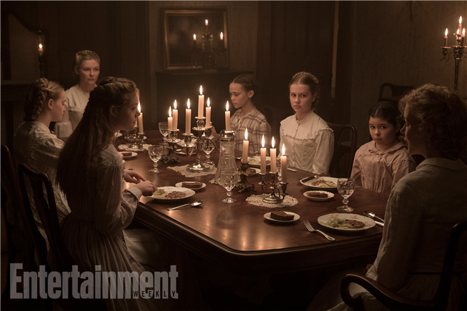 Sofia Coppola'nın Yeni Filmi The Beguiled