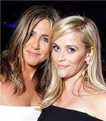 Jennifer Aniston ve Reese Witherspoon Aynı Dizide