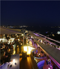 Swissôtel The Bosphorus 16 Roof Açıldı