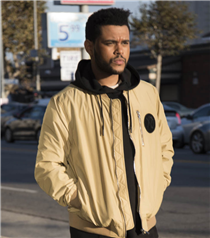 The Weeknd H&M Koleksiyonu