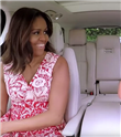 Michelle Obama James Corden Karaoke'sine Konuk Oldu