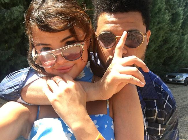 Selena Gomez- The Weeknd
