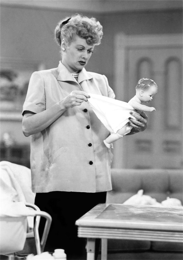 Lucille Ball, I Love Lucy