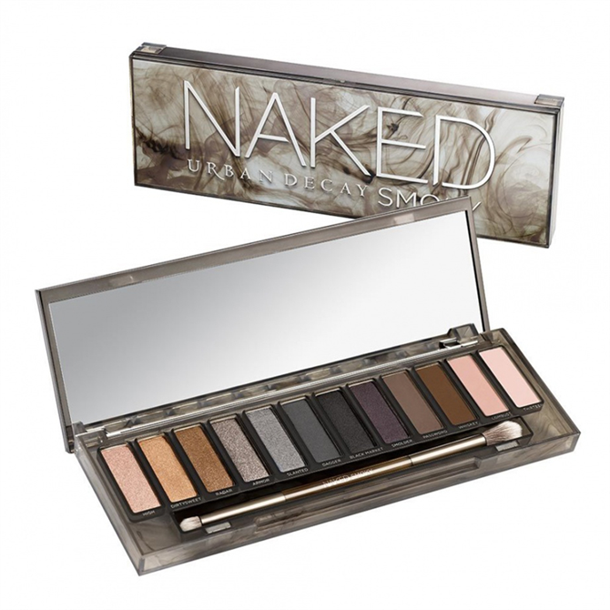 Urban Decay Naked Smoky Palet
