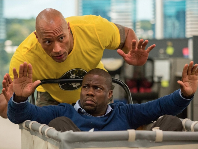 20. Central Intelligence