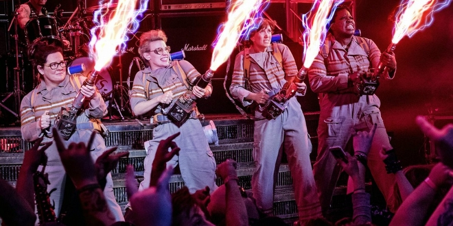 31. Ghostbusters