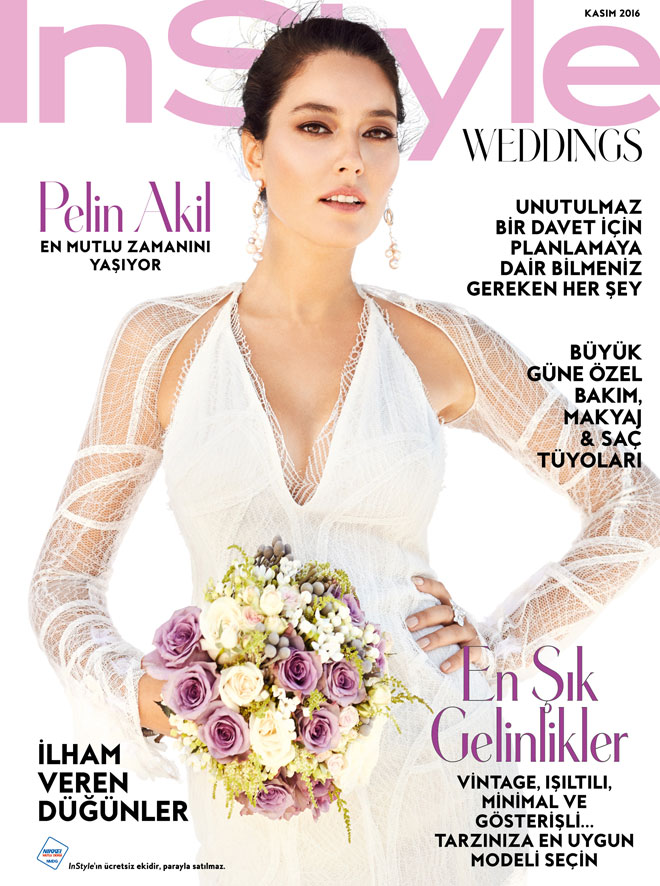 Pelin Akil ve Anıl Altan InStyle Weddings'de - Pelin Akil ve Anıl Altan InStyle Weddings'de