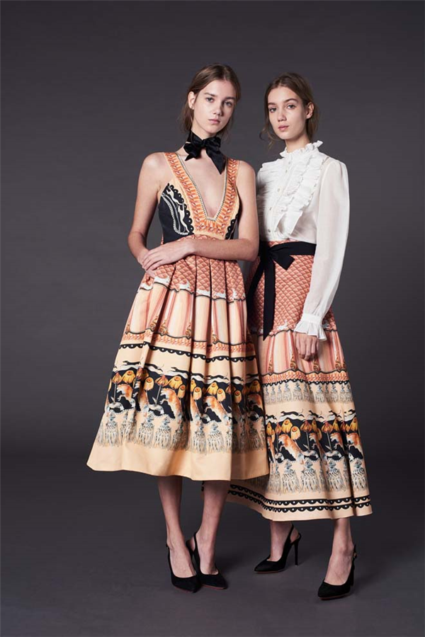 Temperley London Pre-Fall 2017 Koleksiyonu - Temperley London Pre-Fall 2017 Koleksiyonu